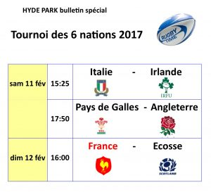 Hyde Park Bulletin Special 11 fev 6 nations rugby JPEG